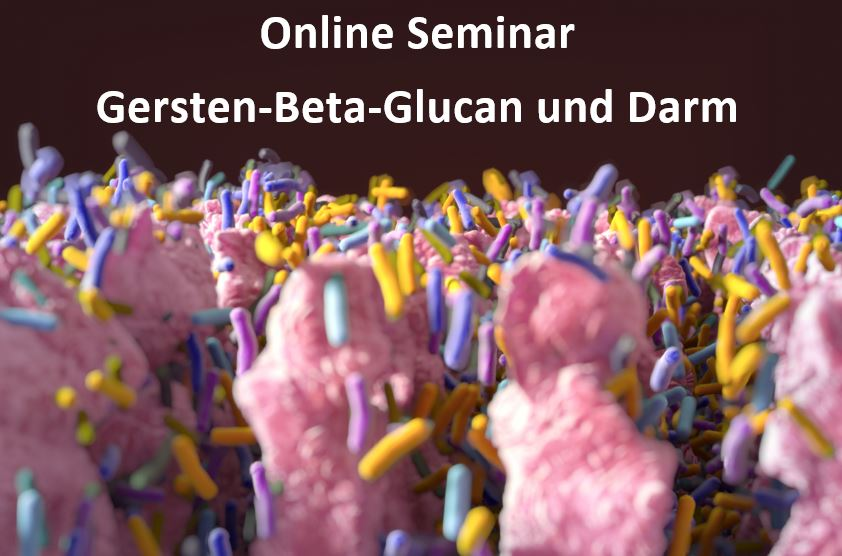 """""""Darmprotektives und chemopräventives Potential von Beta-Glucan aus Gerste"""""""