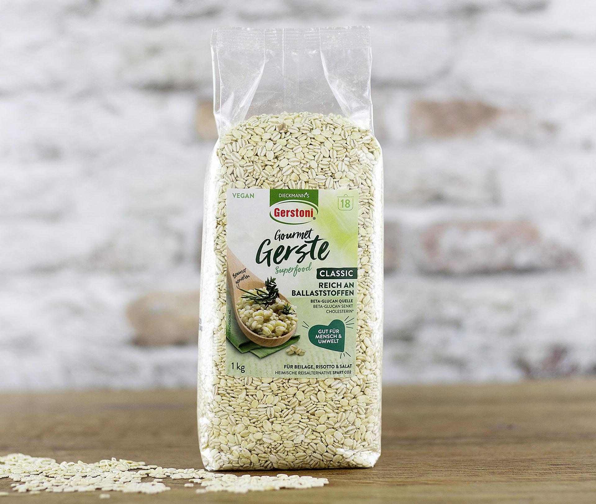 Gourmet Gerste Classic 1 kg
