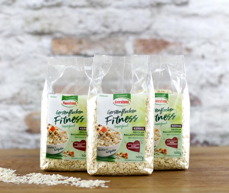 Fitness-Flocken Kernig 3er-Pack