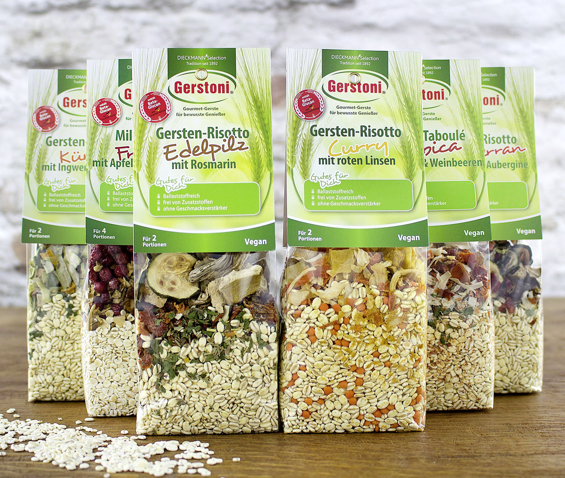 Risotto Mix 6er-Pack