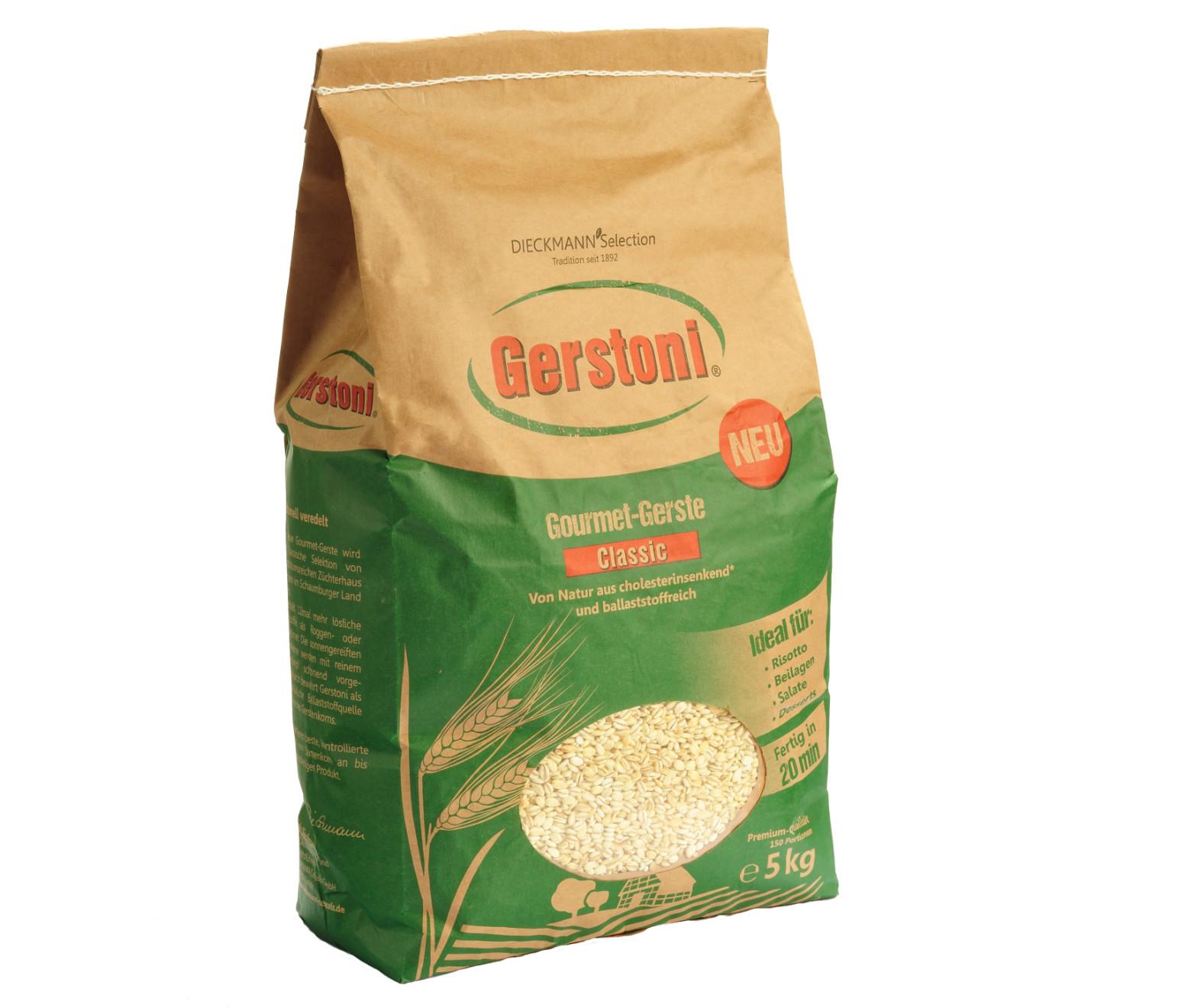 Gourmet Gerste Classic 5 kg