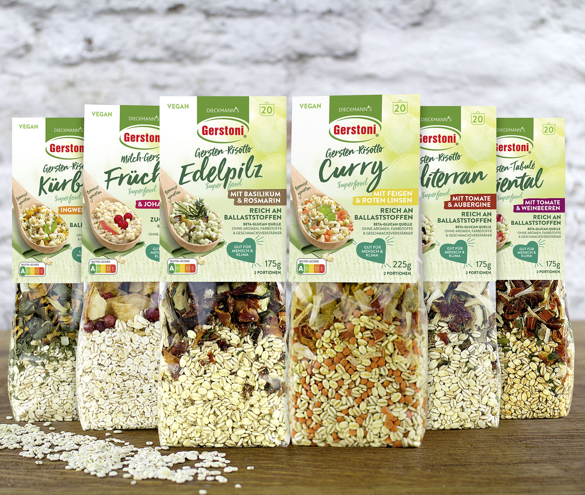 Risotto Mixed 6er-Pack