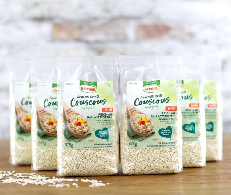 SPARPAKET Gourmet Gerste Couscous 6er