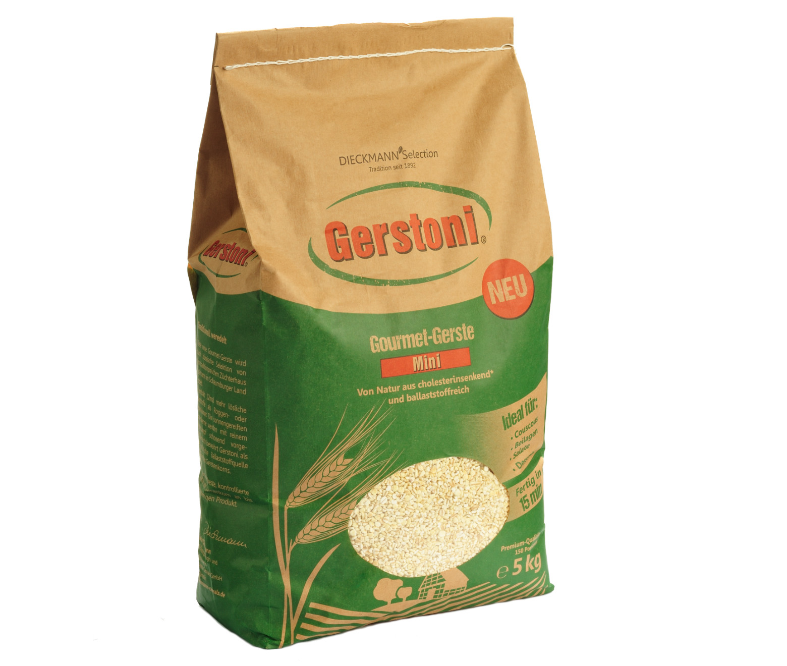 Gourmet Gerste Couscous 5 kg